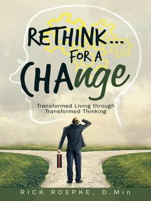 cover image of Rethink...For a Change