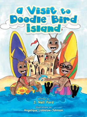 cover image of A Visit to Doodle Bird Island