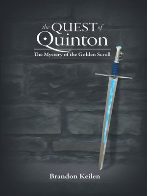 cover image of The Quest of Quinton