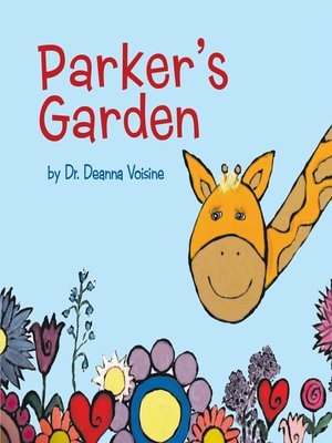 cover image of Parker's Garden