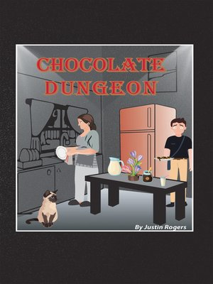 cover image of Chocolate Dungeon