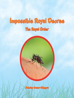 cover image of Impossible Royal Decree