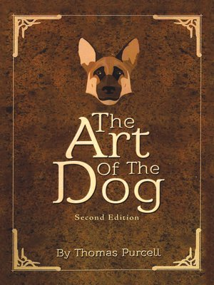 cover image of The Art of the Dog