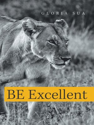 cover image of Be Excellent