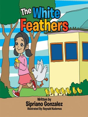 cover image of The White Feathers