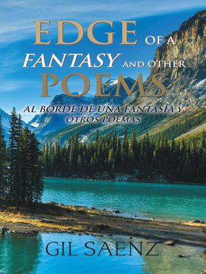 cover image of Edge of a Fantasy and Other Poems