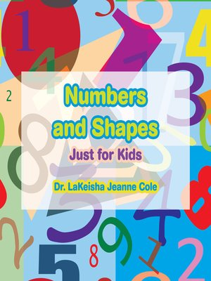 cover image of Numbers and Shapes