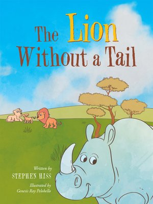 cover image of The Lion Without a Tail
