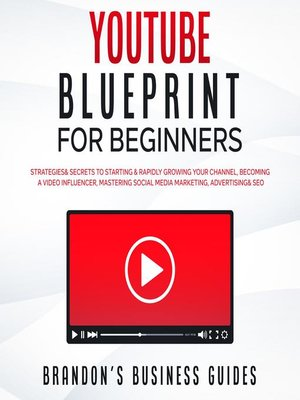 cover image of YouTube Blueprint For Beginners