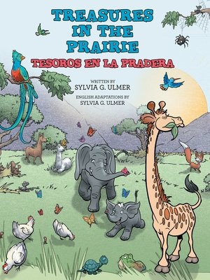 cover image of Treasures in the Prairie