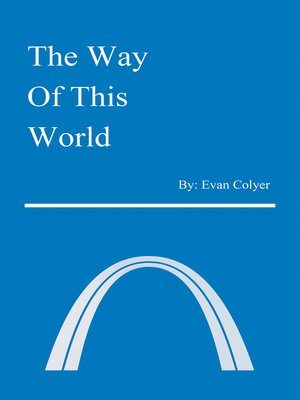 cover image of The Way of This World