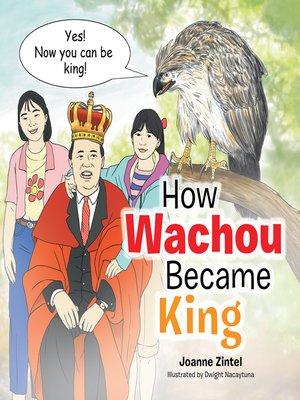 cover image of How Wachou Became King