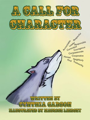 cover image of A Call for Character