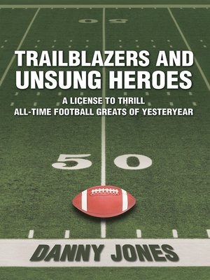 cover image of Trailblazers and Unsung Heroes