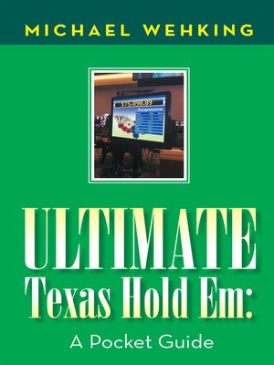 cover image of Ultimate Texas Hold Em