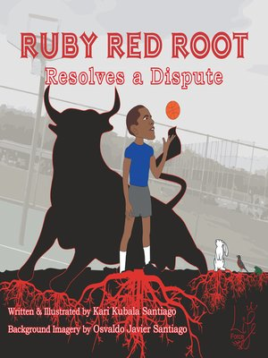 cover image of Ruby Red Root