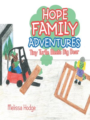 cover image of Hope Family Adventures