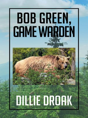 cover image of Bob Green, Game Warden
