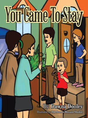 cover image of You Came to Stay