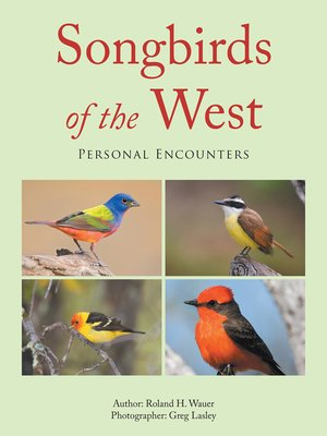 cover image of Songbirds of the West