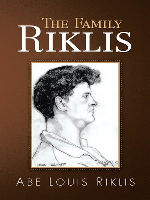 cover image of The Family Riklis
