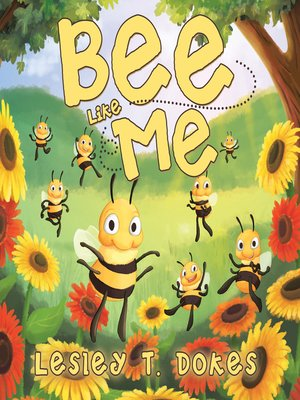cover image of Bee Like Me
