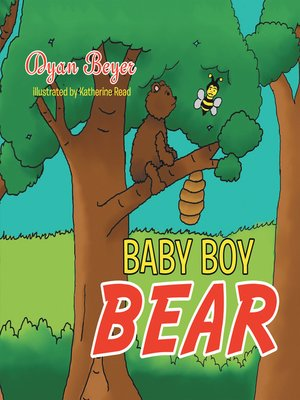 cover image of Baby Boy Bear