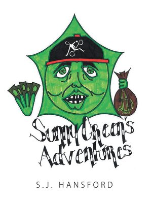 cover image of Sunny Green's Adventures