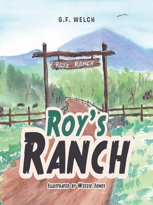 cover image of Roy's Ranch
