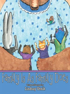 cover image of Family Is as Family Does