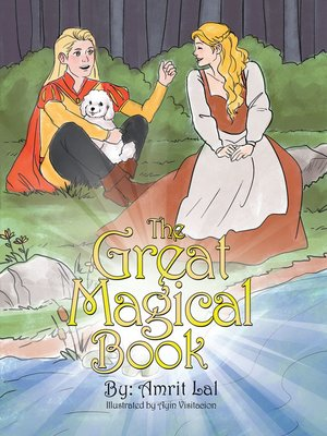 cover image of The Great Magical Book