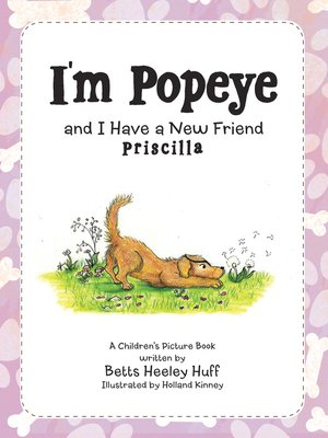 cover image of I'm Popeye and I Have a New Friend