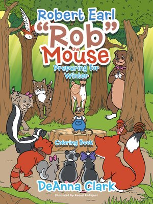"""cover image of Robert Earl """"Rob"""" the Mouse"""