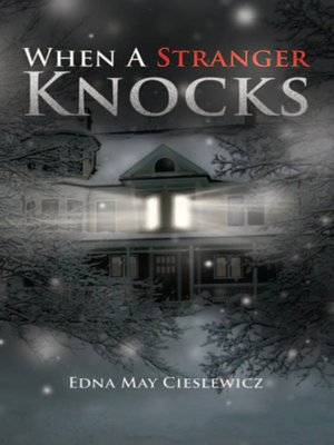 cover image of When a Stranger Knocks
