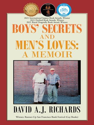 cover image of Boys' Secrets and Men's Loves