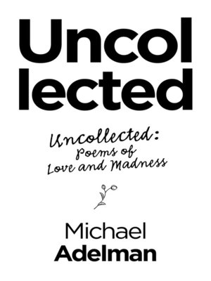 cover image of Uncollected
