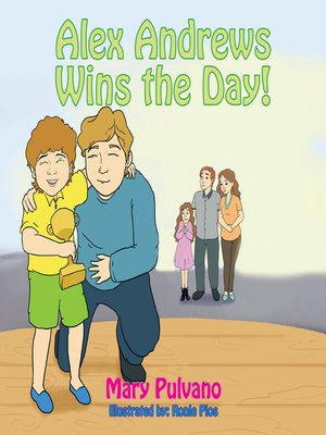 """cover image of Alex Andrews--""""Wins the Day!"""""""