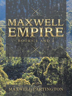 cover image of Maxwell Empire