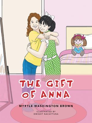 cover image of The Gift of Anna