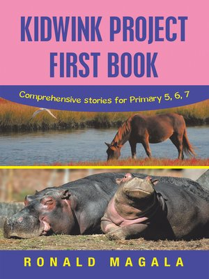 cover image of Kidwink Project First Book
