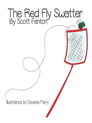 cover image of The Red Fly Swatter