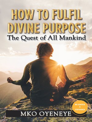 cover image of How to Fulfil Divine Purpose