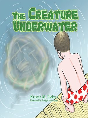 cover image of The Creature Underwater