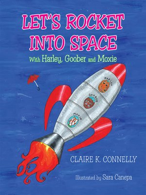 "cover image of ""Let's Rocket into Space"""