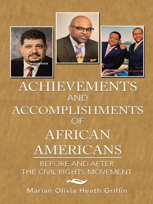 cover image of Achievements and Accomplishments of African Americans