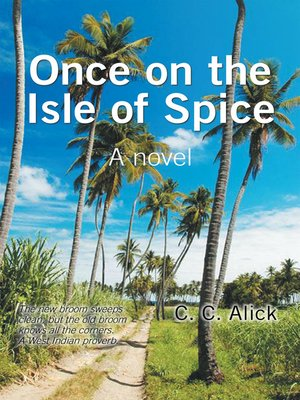 cover image of Once on the Isle of Spice