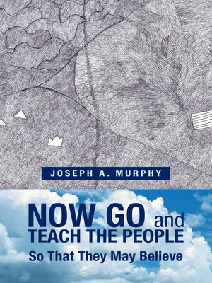cover image of Now Go and Teach the People