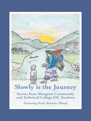 "cover image of ""Slowly Is the Journey"""