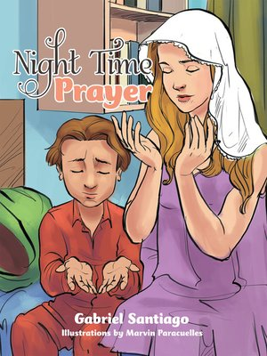 cover image of Night Time Prayer