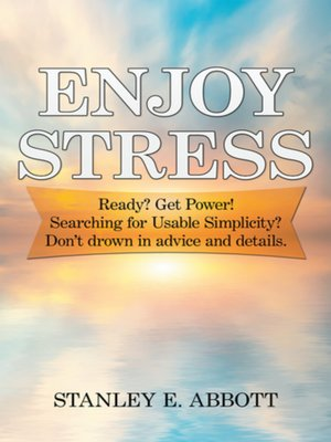 cover image of Enjoy  Stress